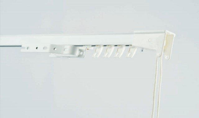 Tringle CCS avec tirage image